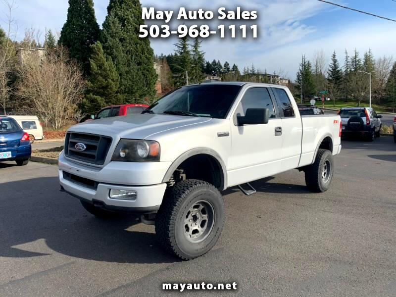 Ford F-150 FX4 SuperCab 6.5-ft. Bed 4WD 2005