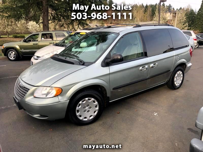 2003 Chrysler Voyager LX