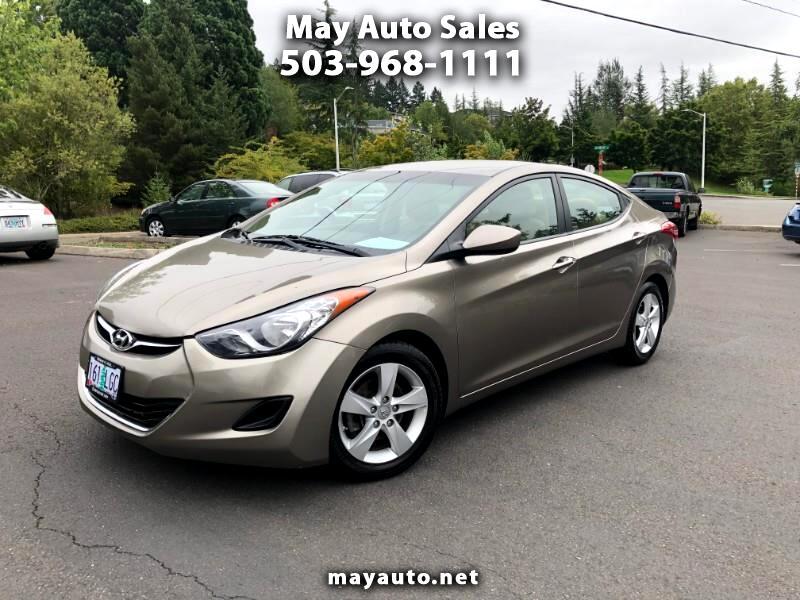 Hyundai Elantra GLS A/T 2013