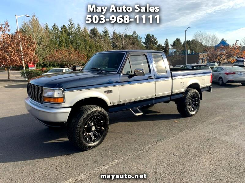 1992 Ford F-150 SuperCab 4WD