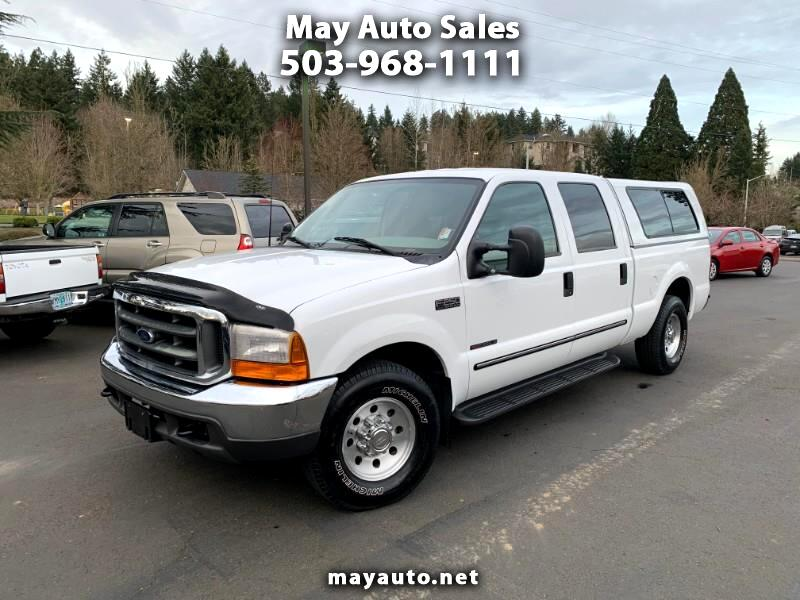 Ford F-250 SD XLT Crew Cab Short Bed 2WD 2000