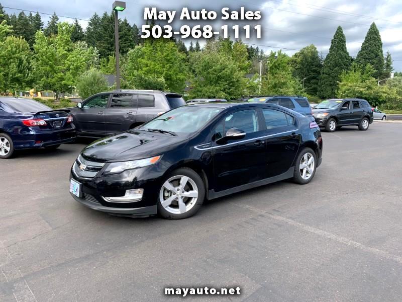 Chevrolet Volt Premium 2013