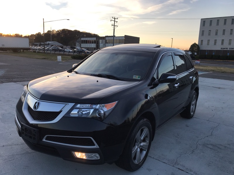 2011 Acura MDX SH-AWD 6-Spd AT