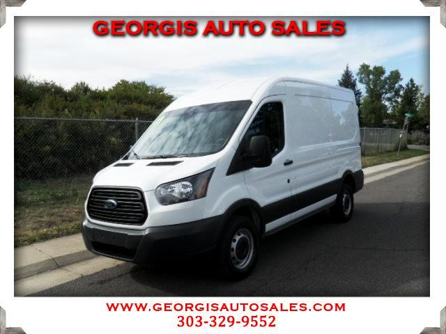2017 Ford Transit 250 Van Med. Roof w/Sliding Pass. 130-in. WB