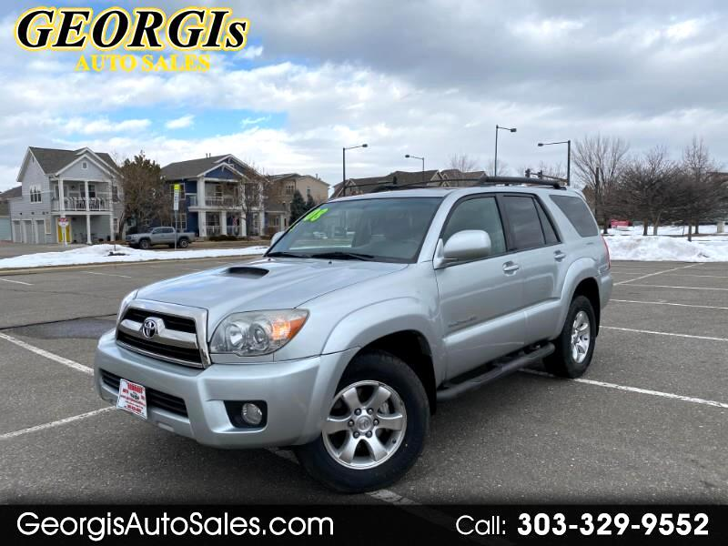 Toyota 4Runner Sport Edition 4WD 2008