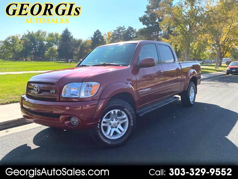 Toyota Tundra Limited Double Cab 4WD 2004