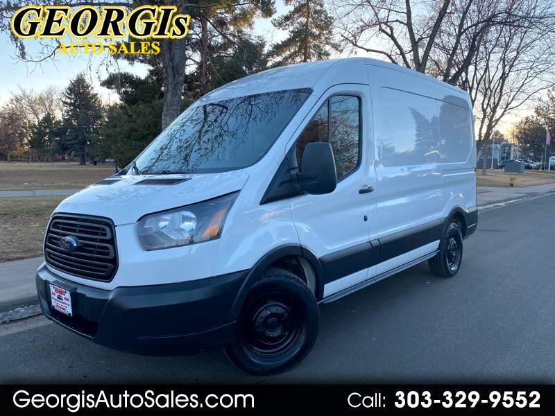 Ford Transit 150 Van Med. Roof w/Sliding Pass. 130-in. WB 2017