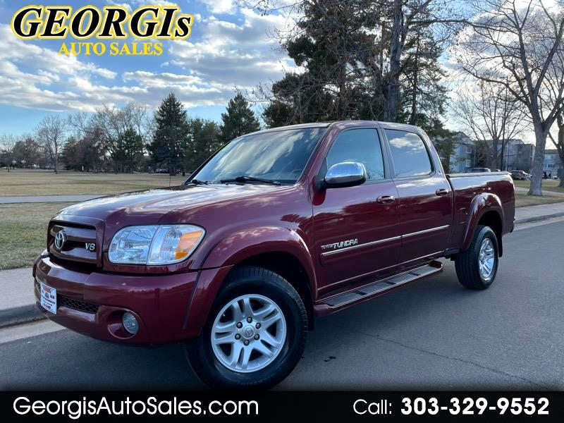 Toyota Tundra SR5 Double Cab 4WD 2005