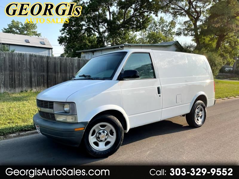 Chevrolet Astro Cargo Van 2WD 2004