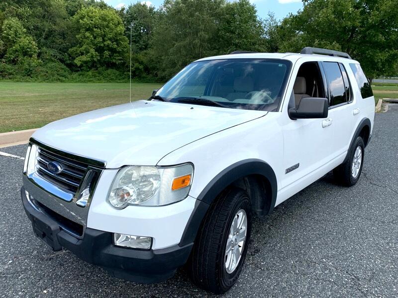 2007 Ford Explorer XLT 4.0L 4WD