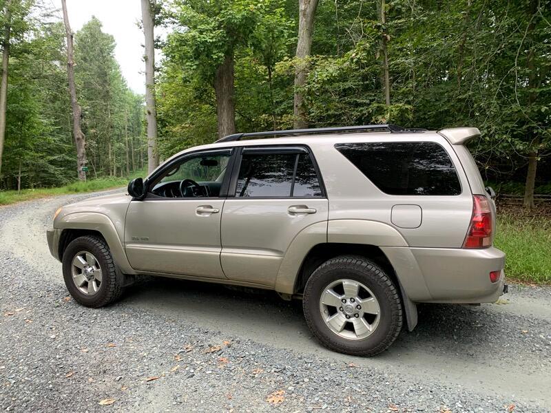 Toyota 4Runner SR5 4WD 2004