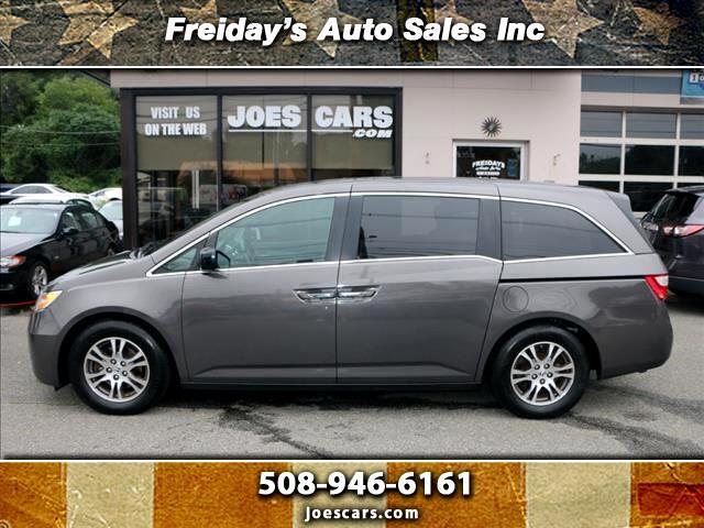 2013 Honda Odyssey EXL