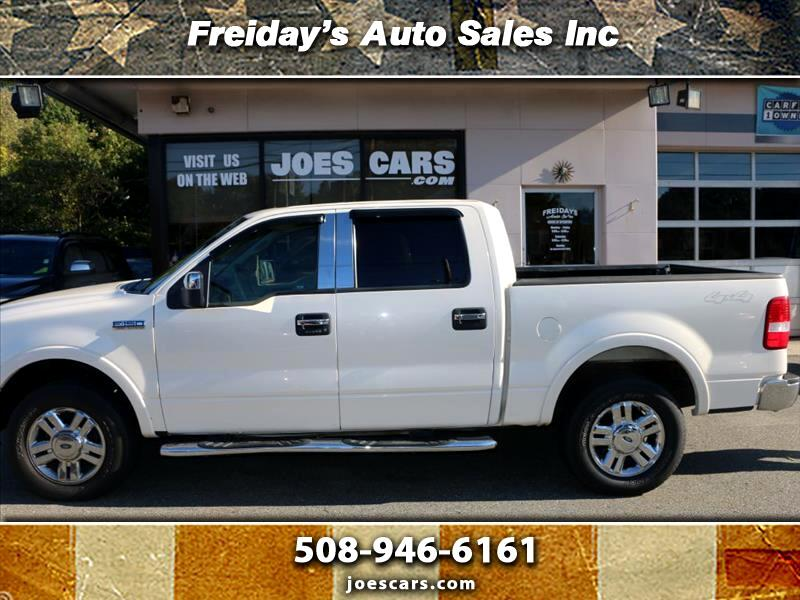 2008 Ford F-150 SUPERCREW