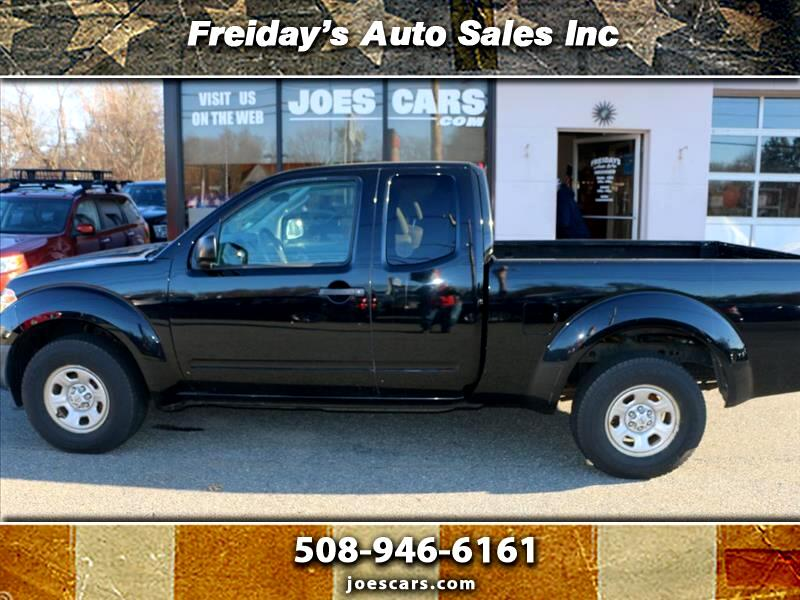 2010 Nissan Frontier KING CAB SE