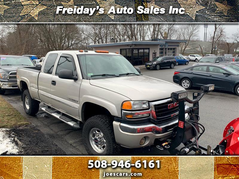 2005 GMC Sierra 2500HD 2500 HEAVY DUTY