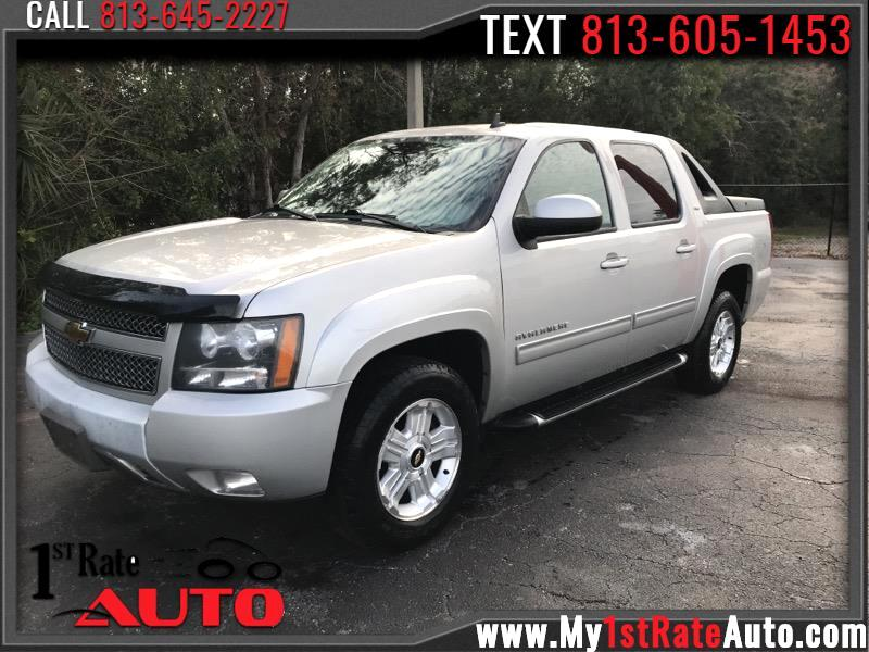 """2011 Chevrolet Avalanche 1500 5dr Crew Cab 130"""" WB 4WD Z71"""