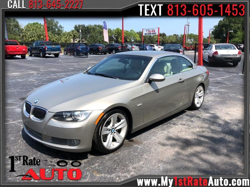 2009 BMW 3-Series 2dr Conv 335i