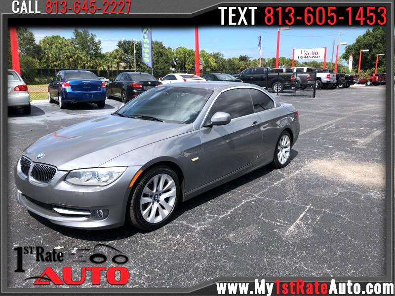 2011 BMW 3-Series 2dr Conv 328i