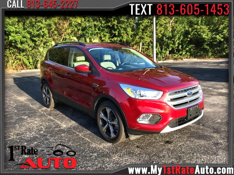Ford Escape EcoBoost EcoBoost 2017