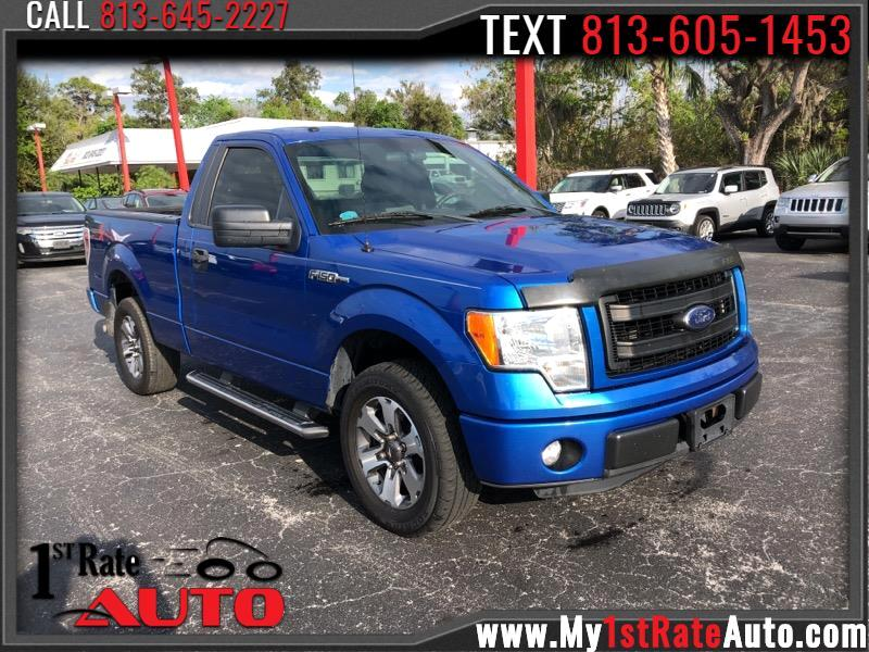 Ford F-150 STX 6.5-ft. Bed RWD 2014