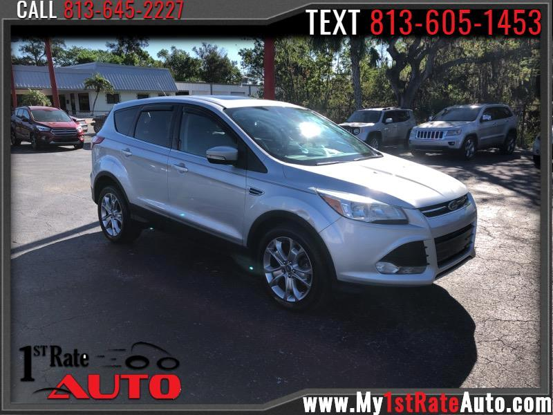 Ford Escape EcoBoost EcoBoost 2013