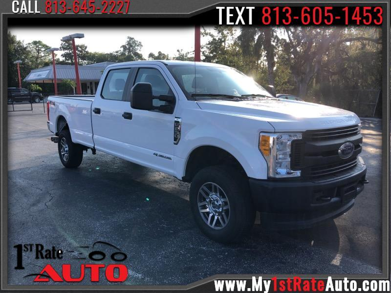 "Ford Super Duty F-250 SRW 4WD Crew Cab 172"" XL 2017"