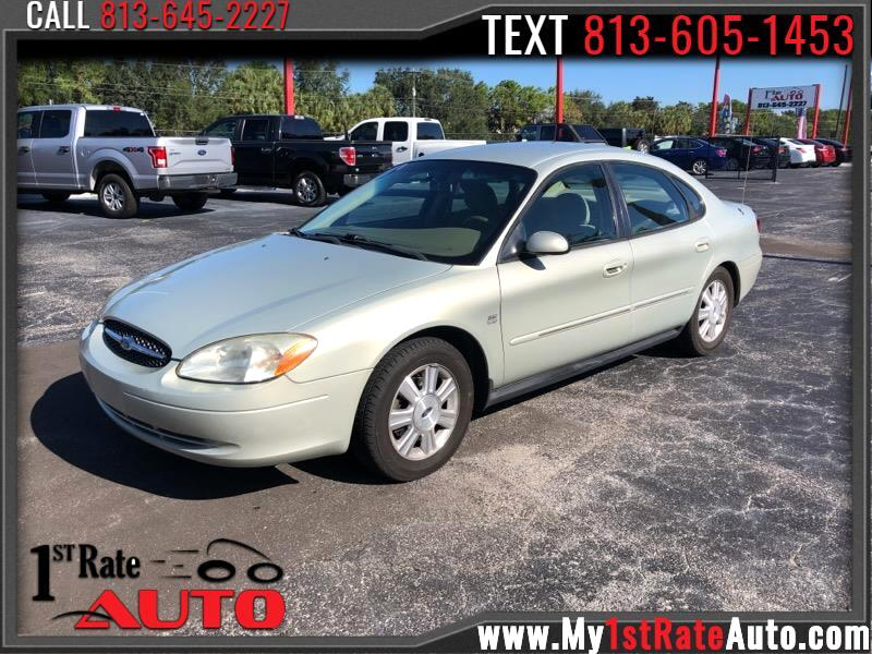 Ford Taurus 4dr Sdn SEL Deluxe 2003