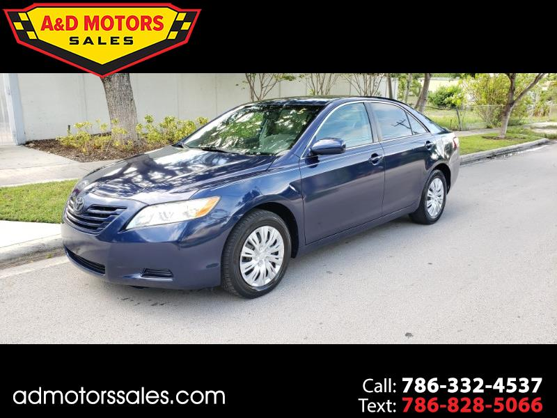 Toyota Camry XLE 2008