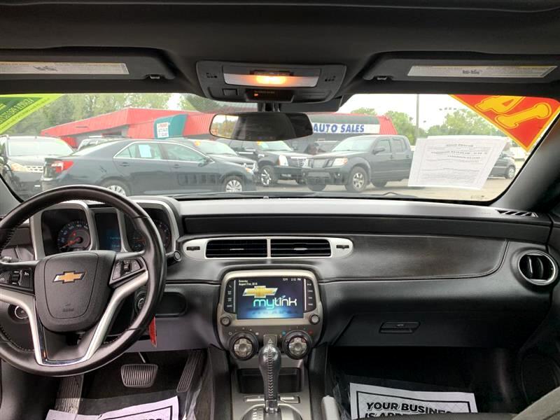 2014 Chevrolet Camaro Coupe 1LT