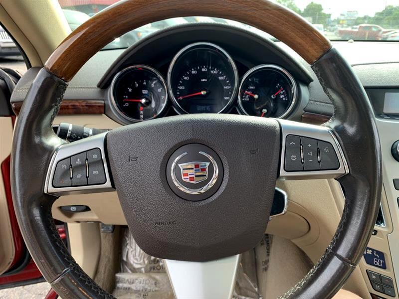 2010 Cadillac CTS Sport Wagon 3.6L Performance