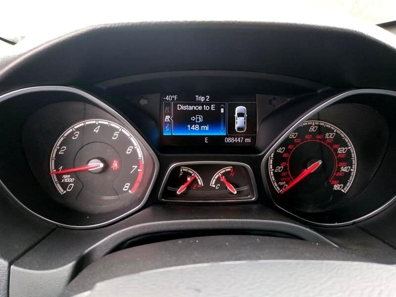 2014 Ford Focus ST Hatch