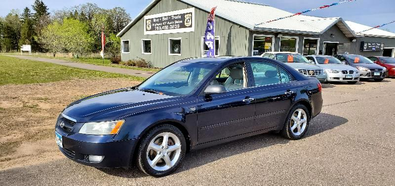 Used 2006 Hyundai Sonata Gls For Sale In St Francis Mn