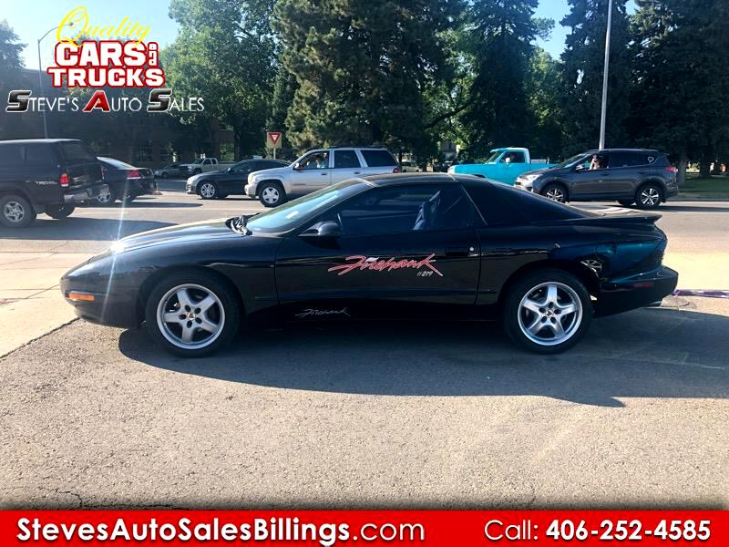 1995 Pontiac Firebird 2dr Coupe Trans Am