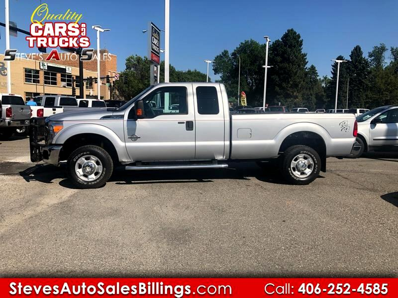 "2011 Ford Super Duty F-350 SRW 4WD SuperCab 142"" XLT"