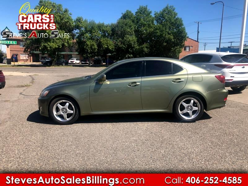 2006 Lexus IS 250 4dr Sport Sdn AWD Auto