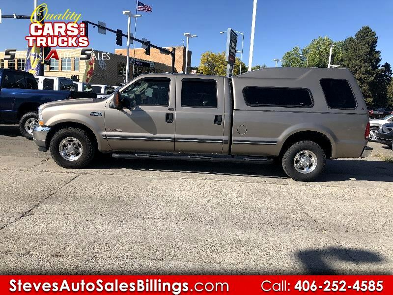 2004 Ford Super Duty F-250 2WD Crew Cab 156