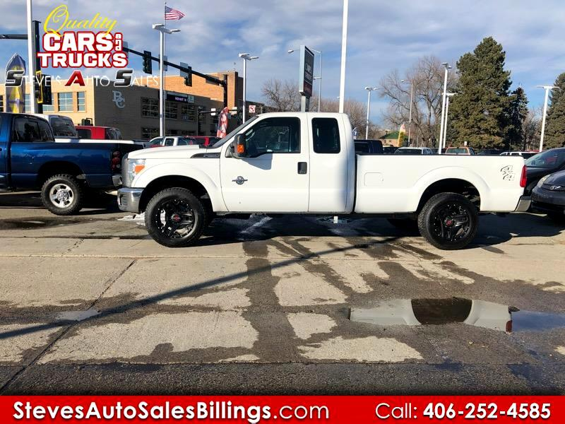 "2013 Ford Super Duty F-250 SRW 4WD SuperCab 142"" Lariat"