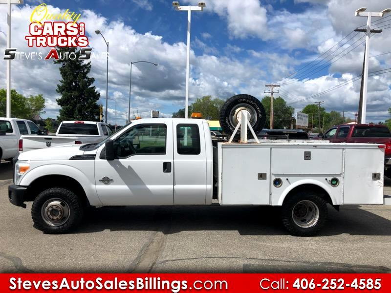 "Ford Super Duty F-350 DRW 4WD SuperCab 158"" XL 2011"