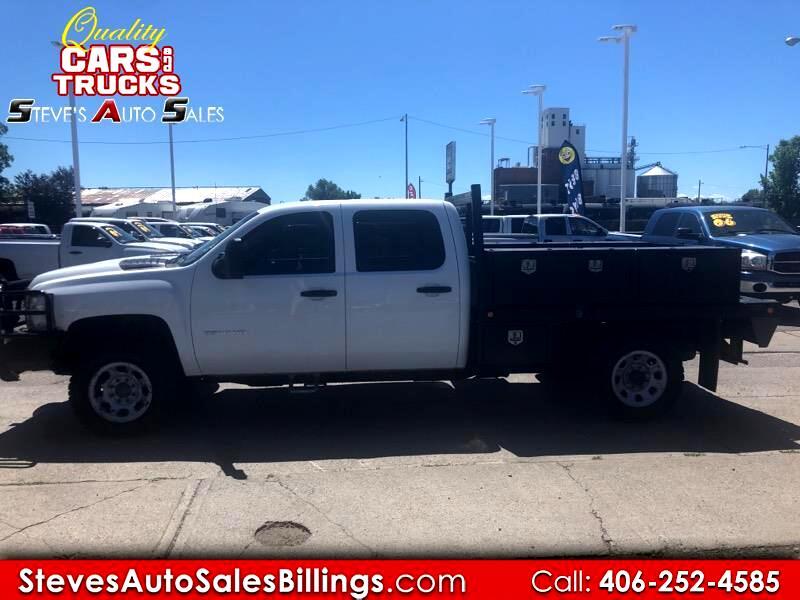 "Chevrolet Silverado 3500HD 4WD Crew Cab 167.7"" Work Truck 2014"
