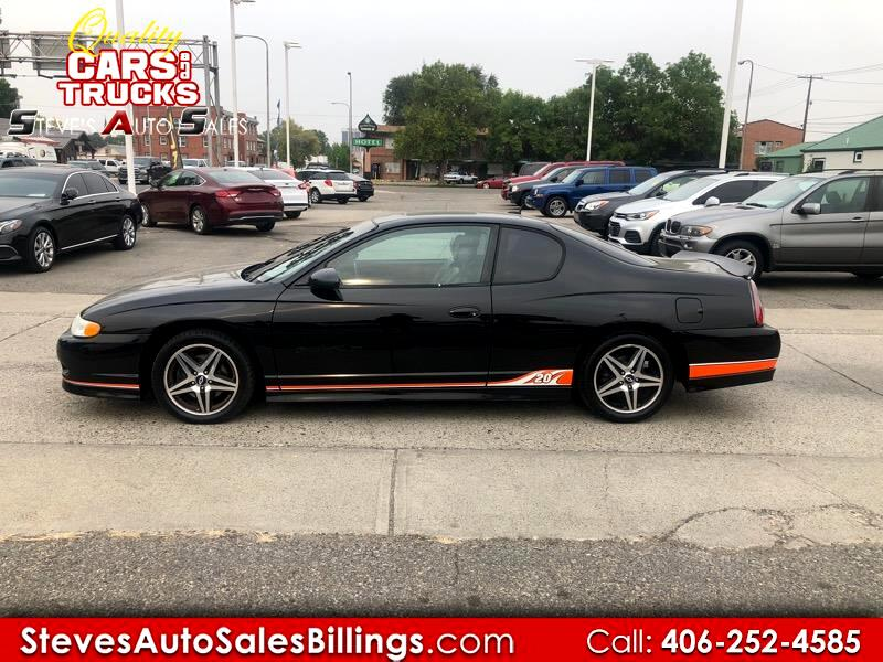 Chevrolet Monte Carlo 2dr Cpe Supercharged SS 2005