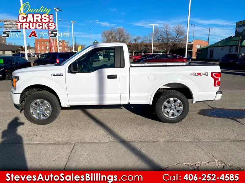 Ford F-150 XL Reg. Cab Short Bed 4WD 2019
