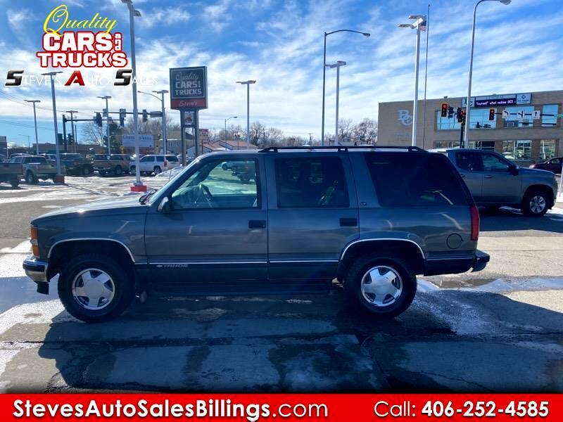 Chevrolet Tahoe 4dr 4WD Z71 1999
