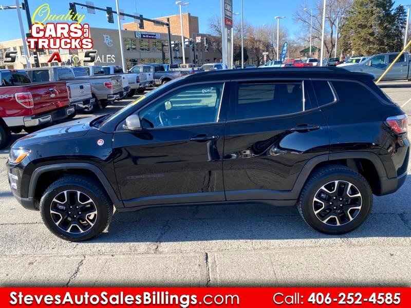 Jeep Compass Trailhawk 4WD 2020