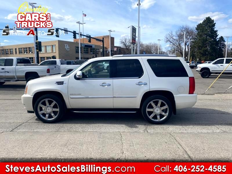 Cadillac Escalade AWD 4dr Luxury 2012