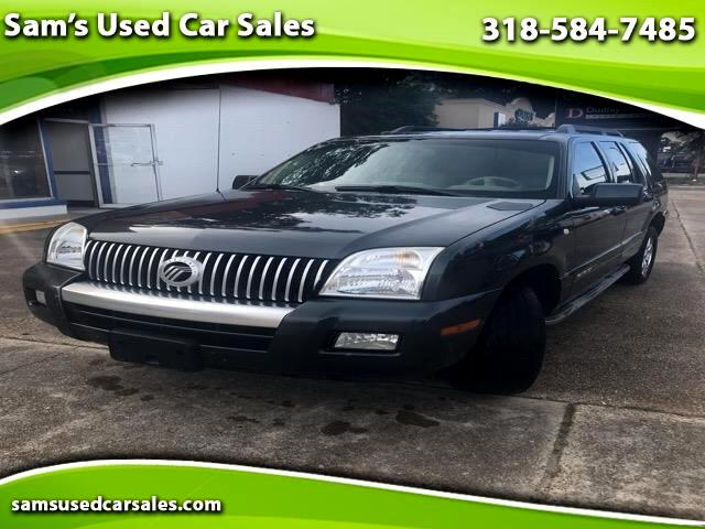 2010 Mercury Mountaineer Luxury 4.0L 2WD