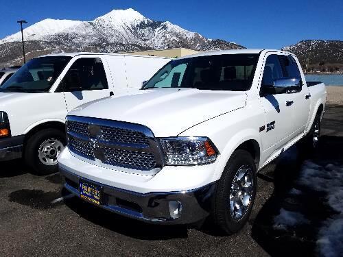 "2017 RAM 1500 Laramie 4x4 Crew Cab 5'7"" Box"