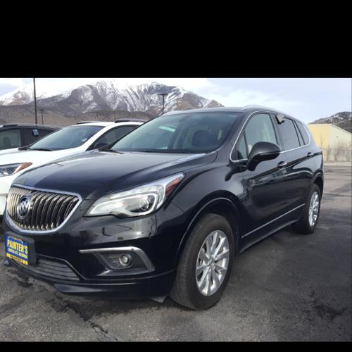 2017 Buick Envision AWD 4dr Essence