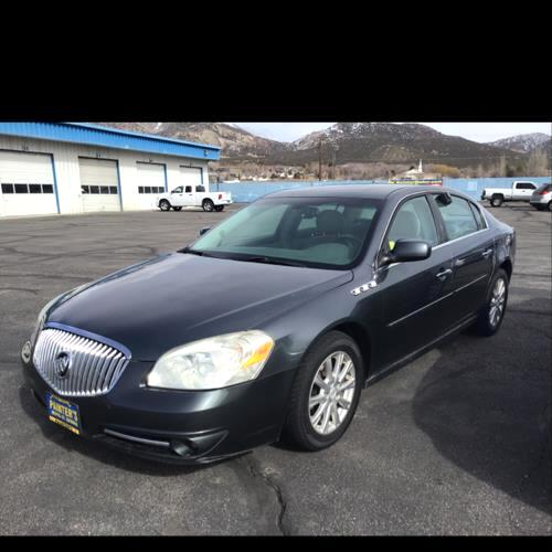 2011 Buick Lucerne 4dr Sdn CXL