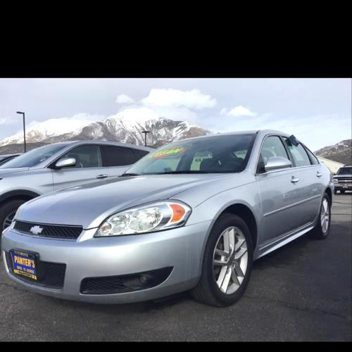 2014 Chevrolet Impala Limited 4dr Sdn LTZ Fleet
