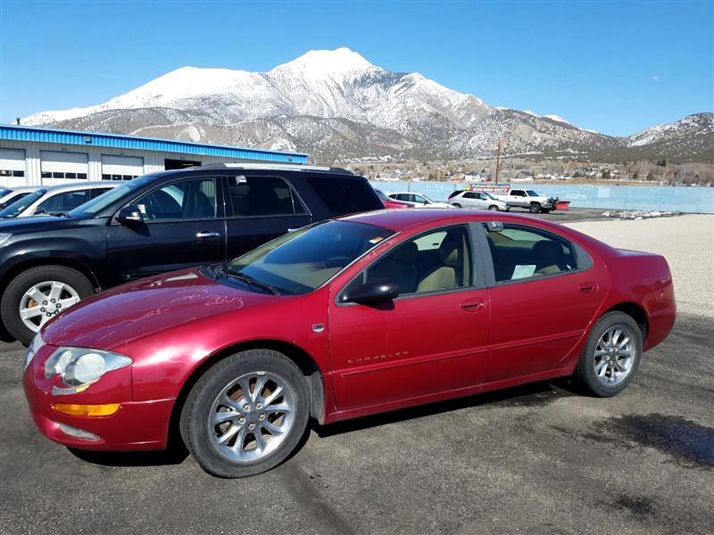 1999 Chrysler 300M 4dr Sdn